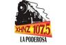 La Poderosa XHNZ 107.5 FM